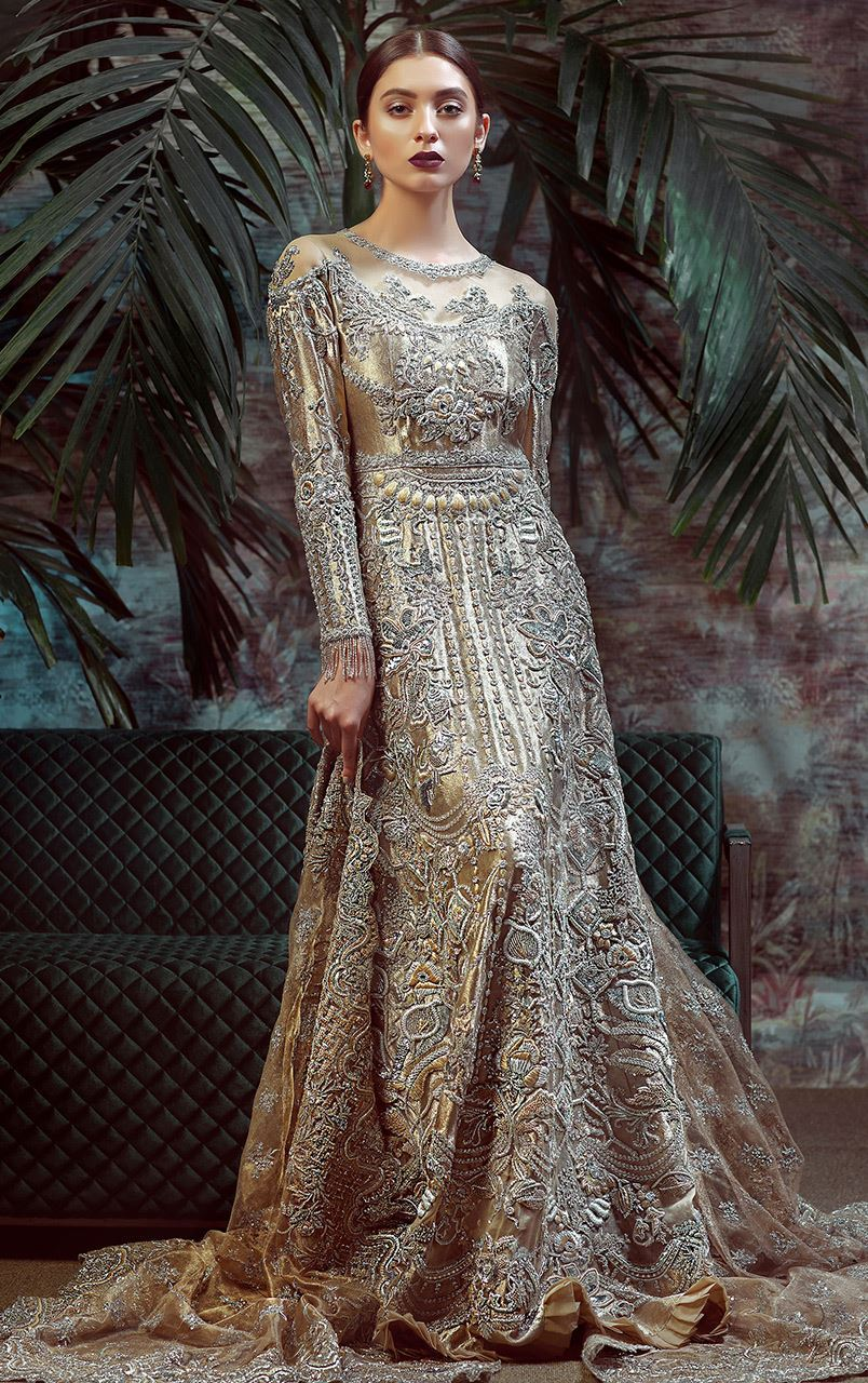 Pakistani Bridal Party Dresses - raveitsafe