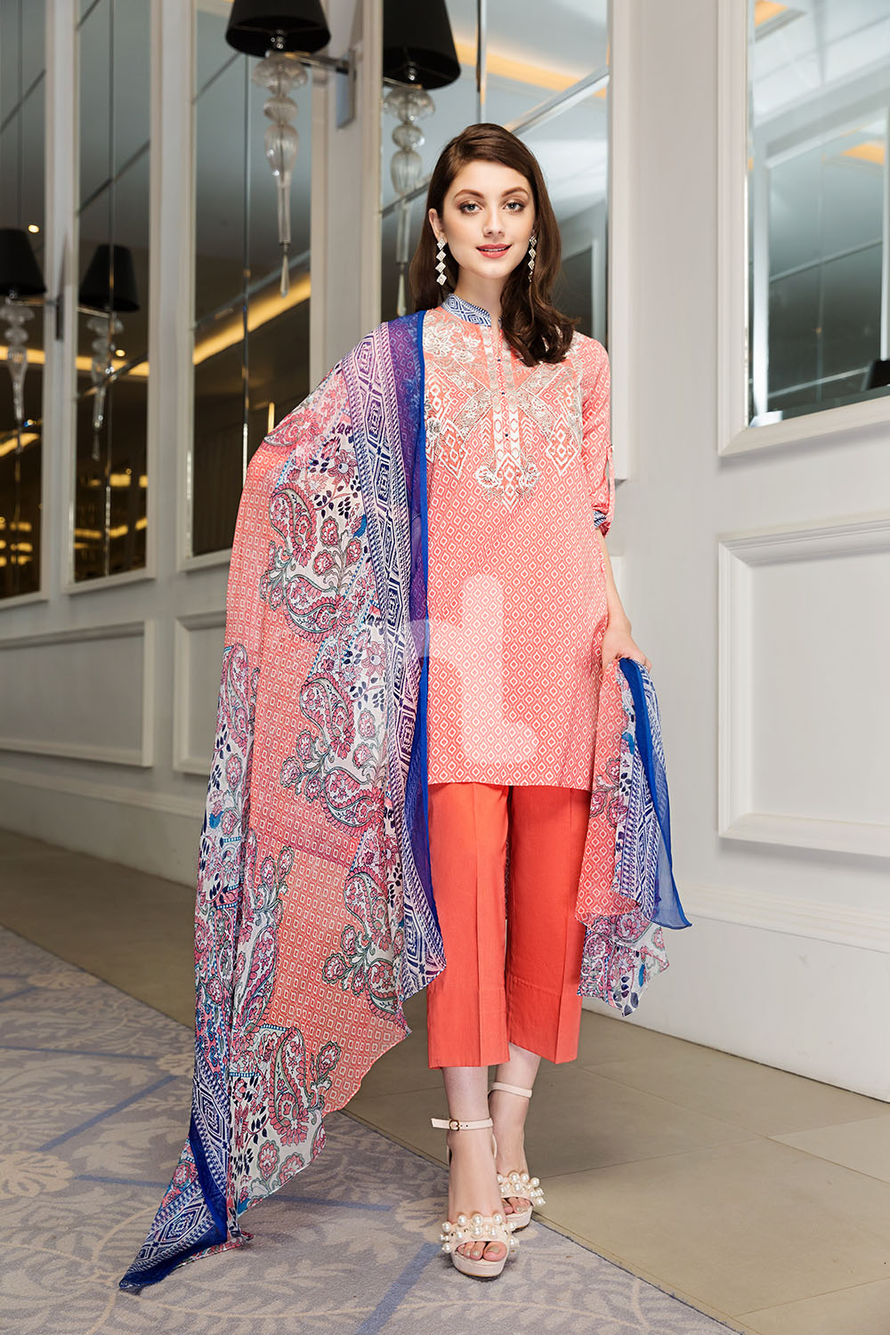 22f46058507 Nishat Linen Summer Collection - Online Shopping in Pakistan