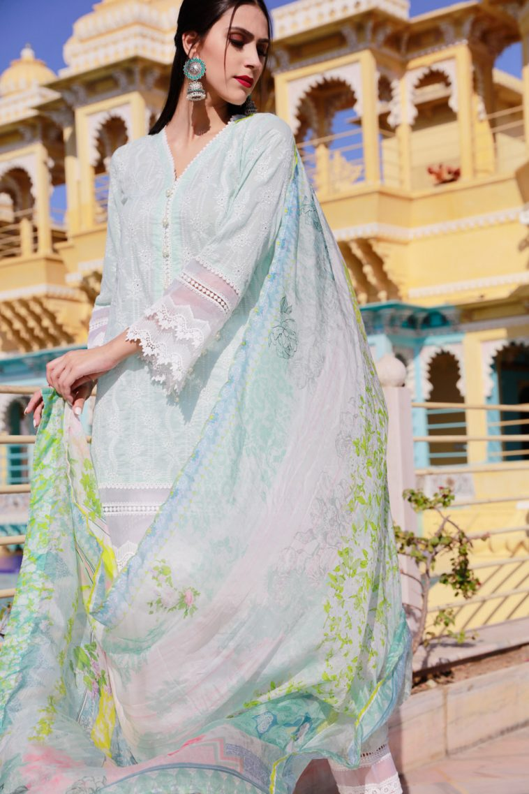 Beautiful Pale Green Bedrooms: Beautiful Light Green Pakistani Unstitched Dress By Images