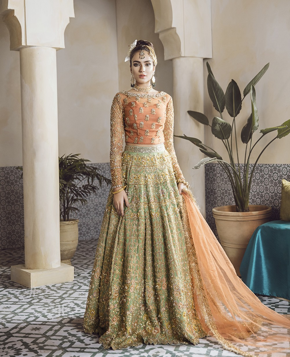 0a1f387d674 pakistani wedding dresses for bride s sister - Online Shopping in Pakistan