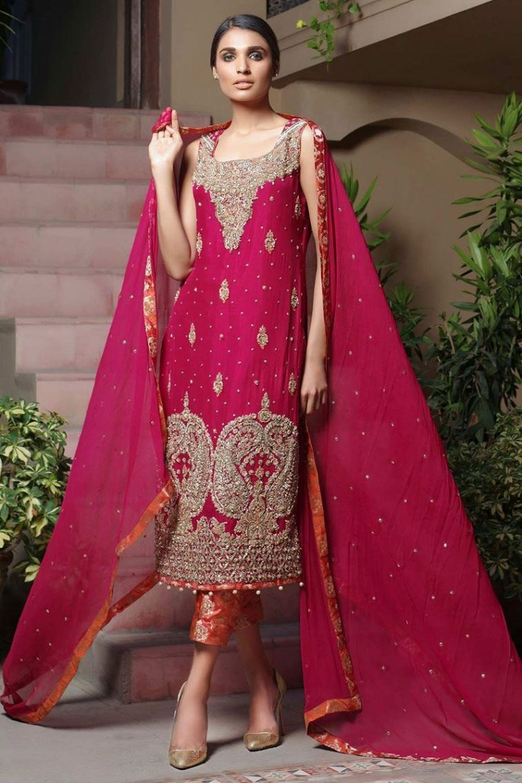 0f44116070 Graceful and classy Pakistani Wedding Dresses by Aisha Imran Online. by  Pakistan Pret Wear
