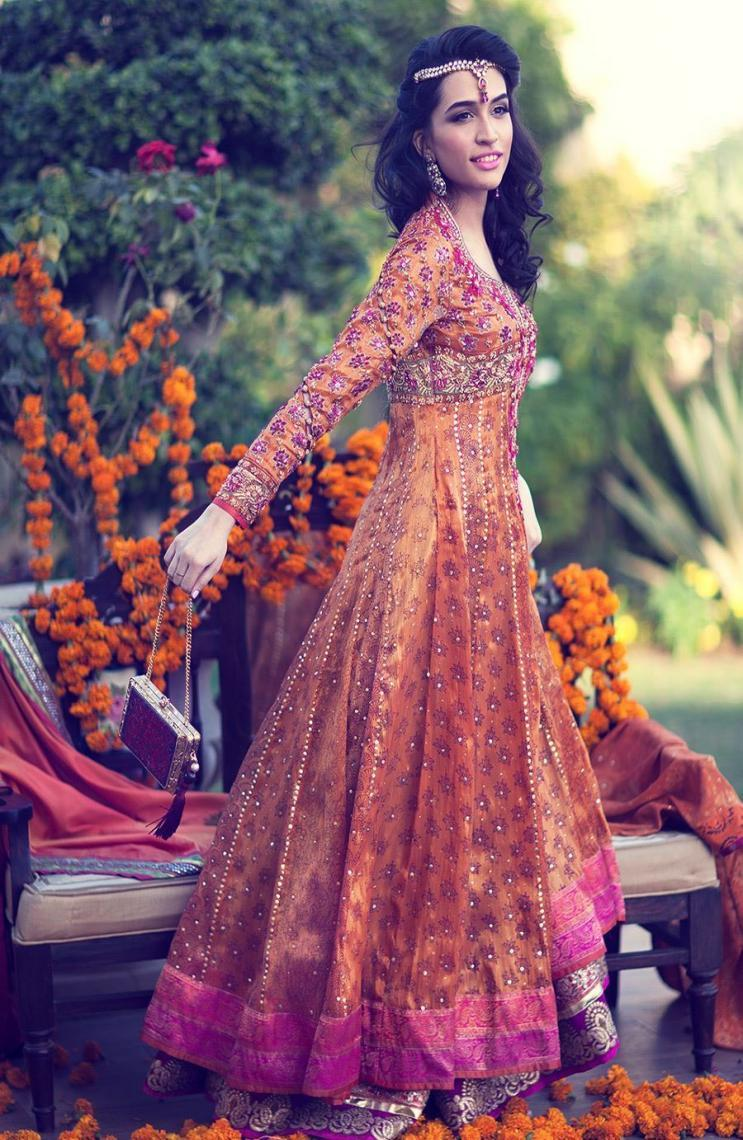 Mesmerizing Wedding Dresses By Farah Talib Aziz With Prices Online Shopping In Pakistan