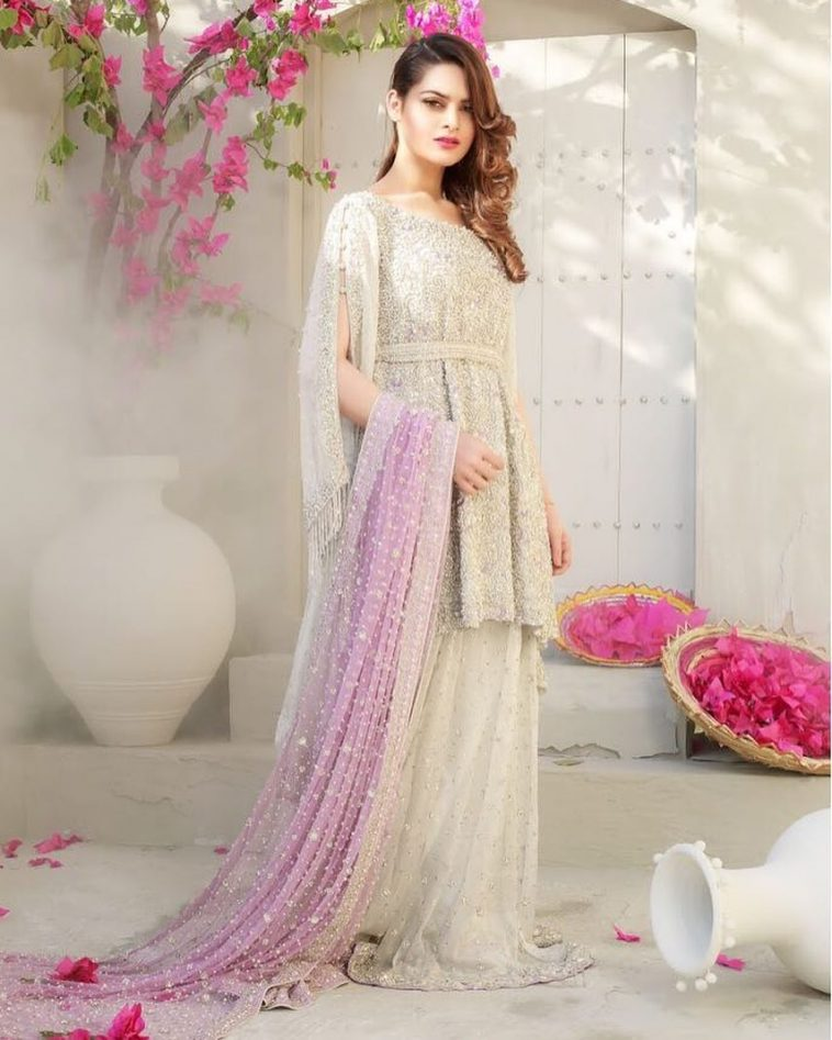 Haris Shakeel Wedding And Bridal Collection 2019 Graceful Style
