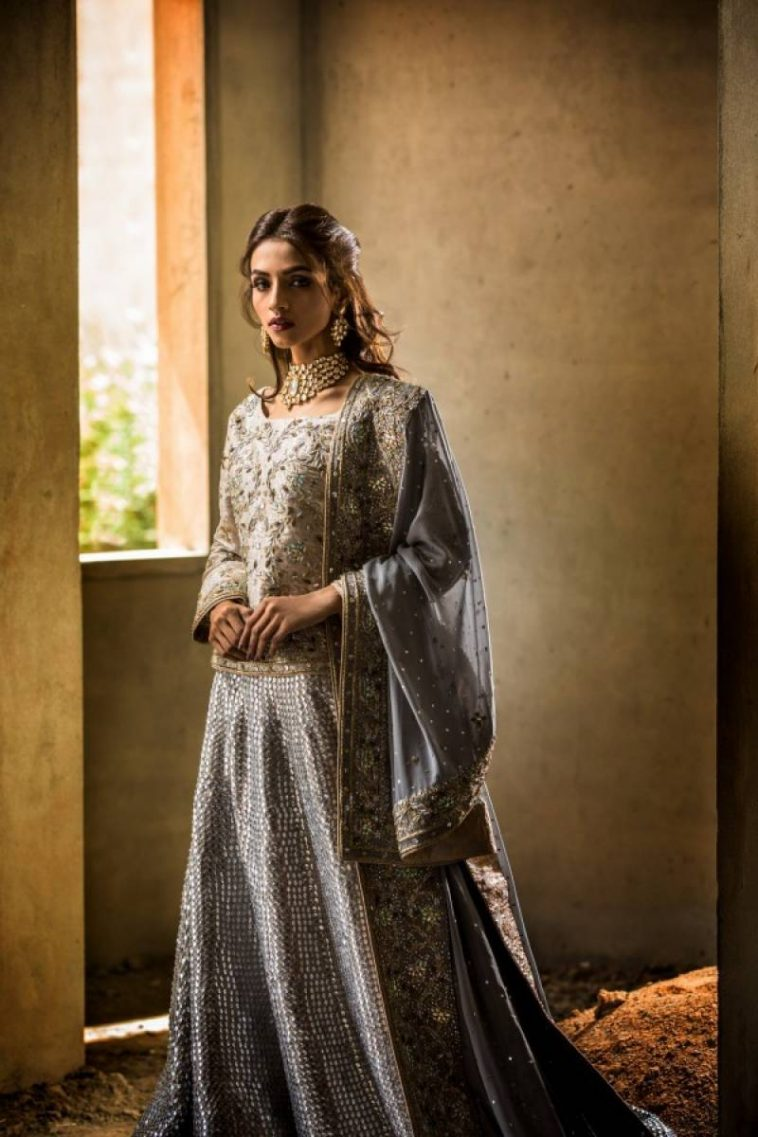 Stunning Pakistani Bridal Designer Dresses For 2020 Why We Loved Them Online Shopping In Pakistan,Exterior Minimalist Modern Style Minimalist House Design